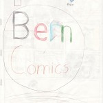 Bern Comics Cover